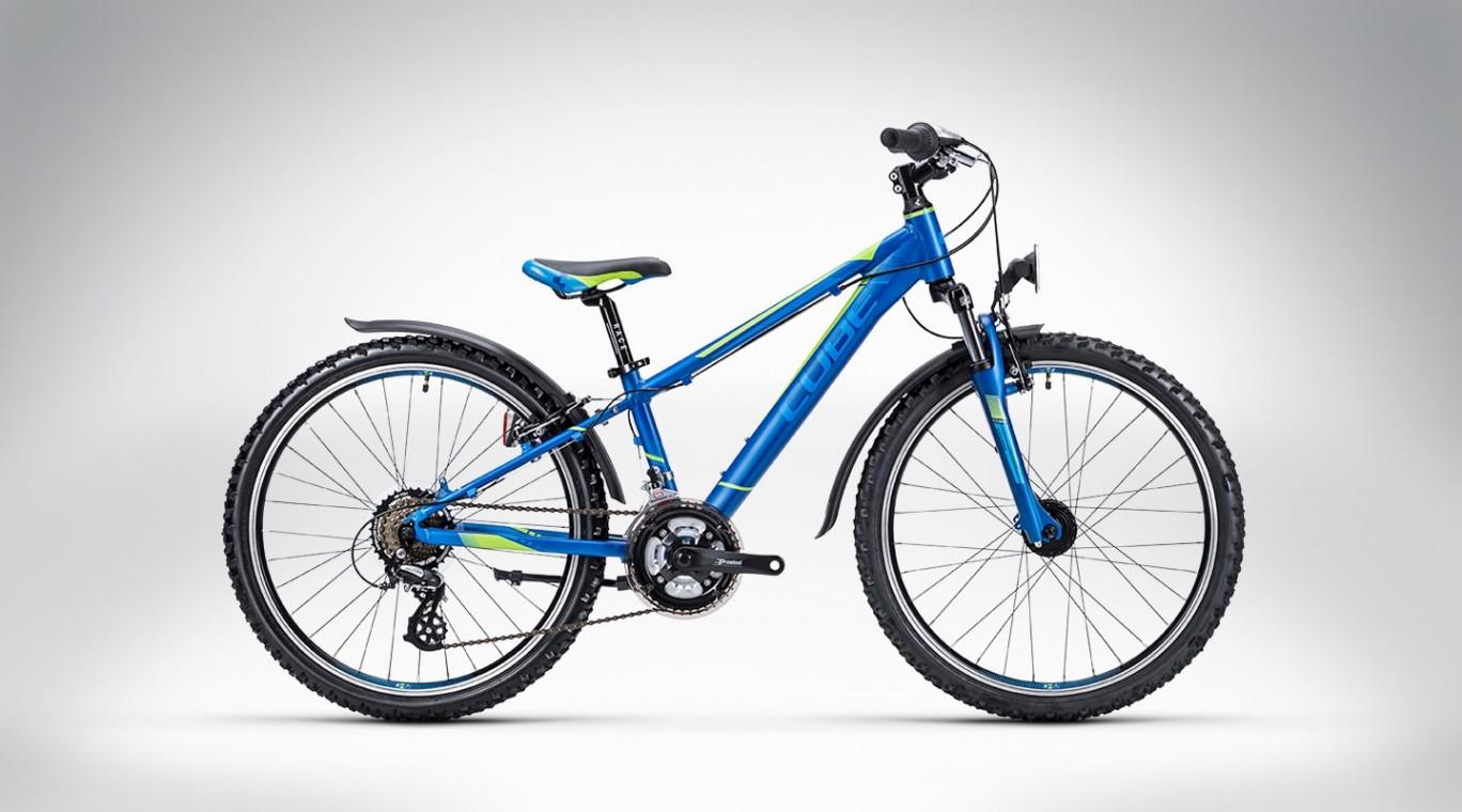 Cube Kid 240 240 Allroad 2015 Kids Bike