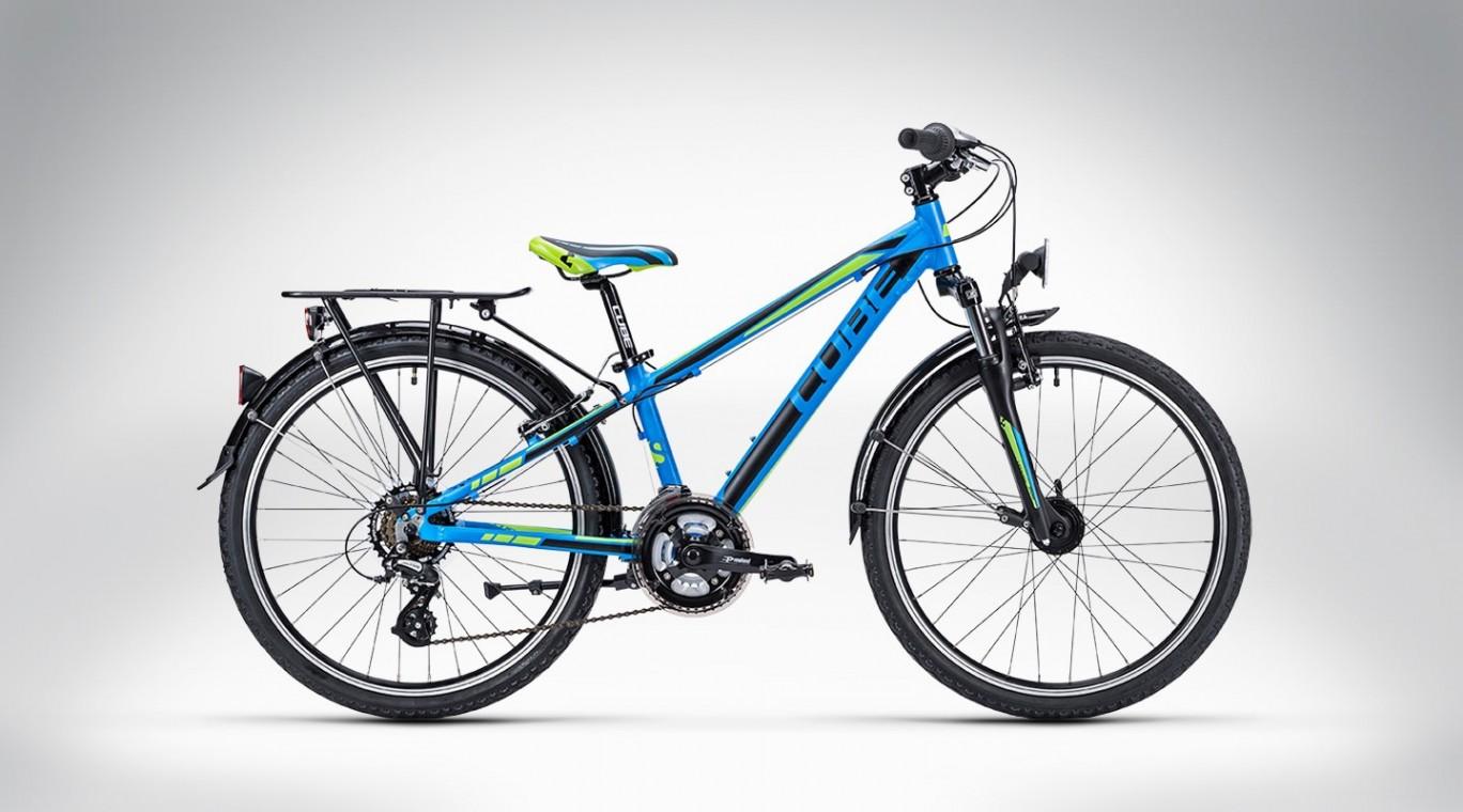Cube Kid 240 240 Street 2015 Kids Bike 24