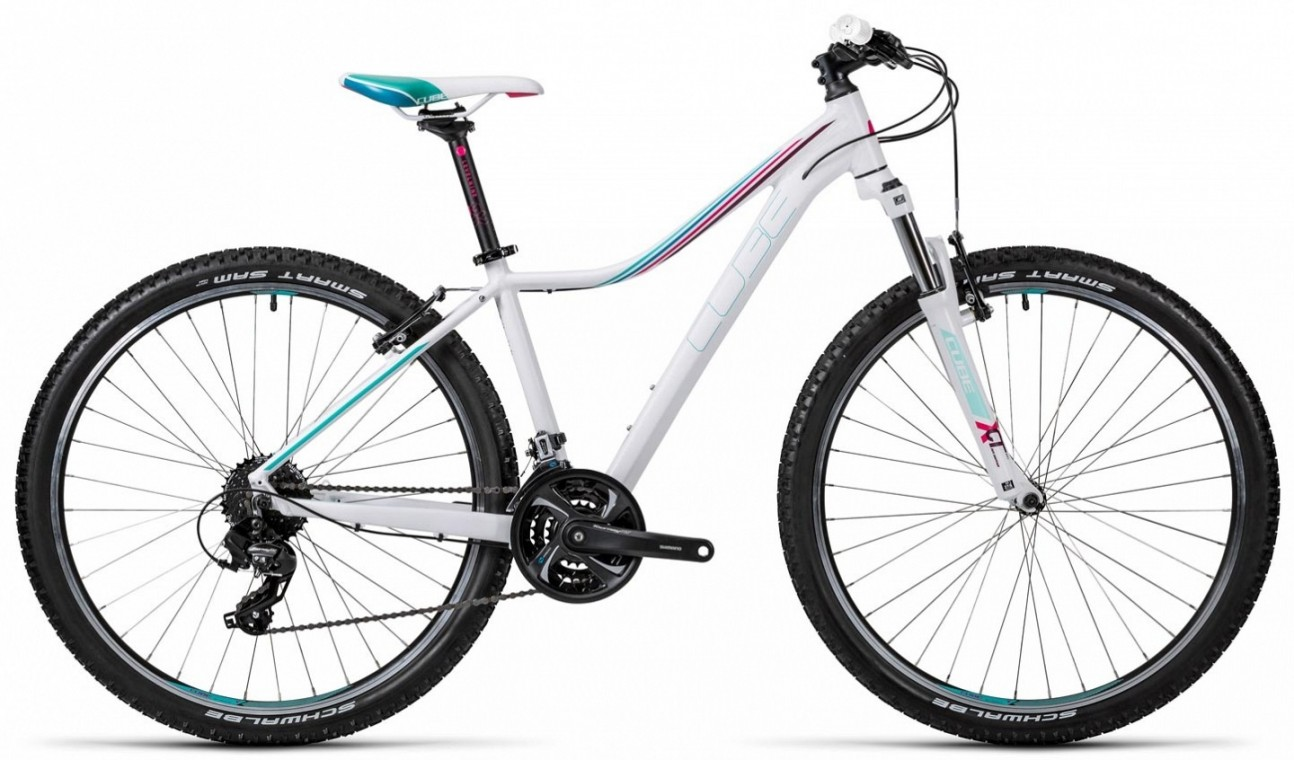 Cube Access Wls Pro 29 White 2016 Ladies Mountain Bike
