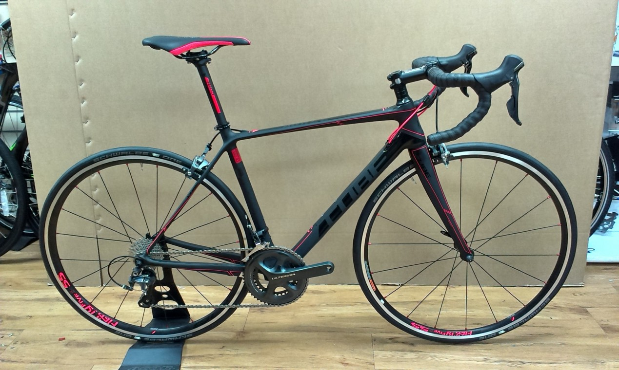 Buy Your Cube Agree Gtc Compact 2015 Road Bike At Damian