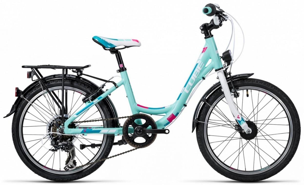 cube cube 200 street girl 2016 20 inch kids bikes kids bikes from 119. Black Bedroom Furniture Sets. Home Design Ideas