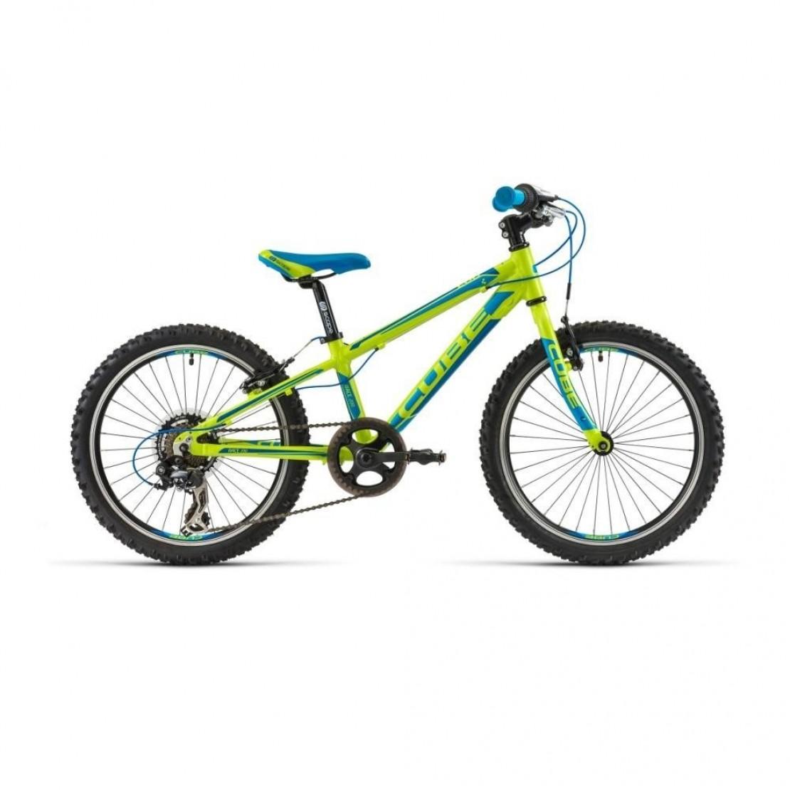 Cube Kid 240 Kid 240 Blue Lime 2014 Cube