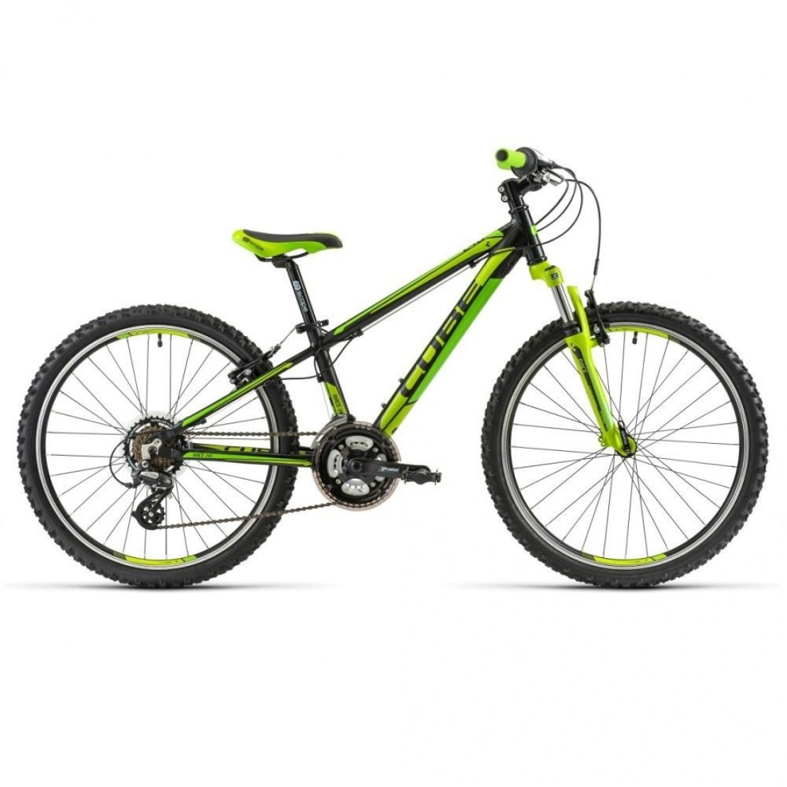 Cube Kid 200 Race Green Kid 240 Race Green 2014 Cube