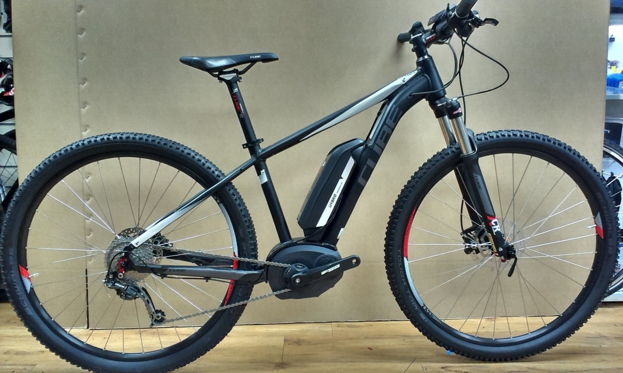 Reaction Hybrid HPA Pro 29 2015- Electric Mountain Bike