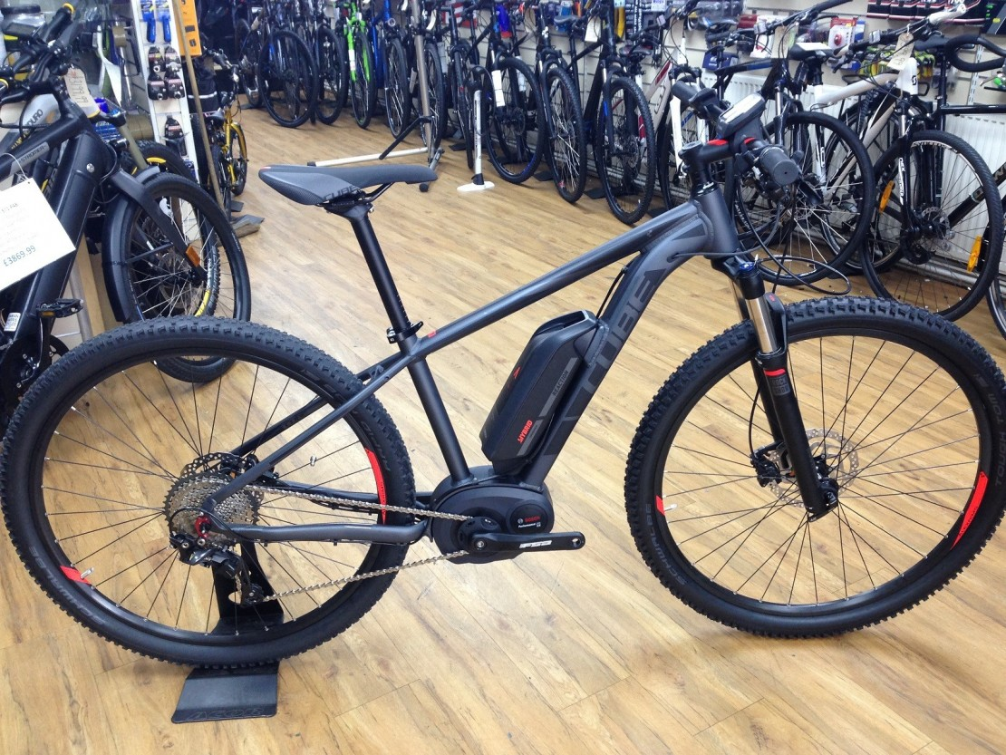 cube reaction hybrid hpa race 400 29 grey 2016 electric mountain bike electric bikes from 1 500. Black Bedroom Furniture Sets. Home Design Ideas