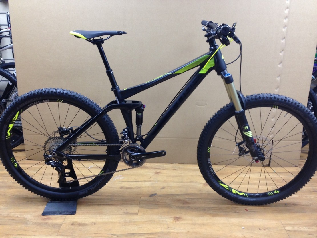 Stereo 140 HPA Race 27.5 2016 - Full Suspension Mountain Bike