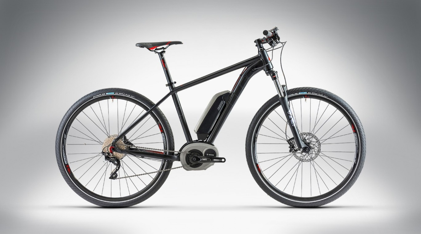 cube suv hybrid 29 2014 electric bikes from 1 500. Black Bedroom Furniture Sets. Home Design Ideas