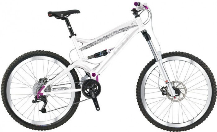 Force 3.0 Mountain Bike 2011- Full Suspension - 2011