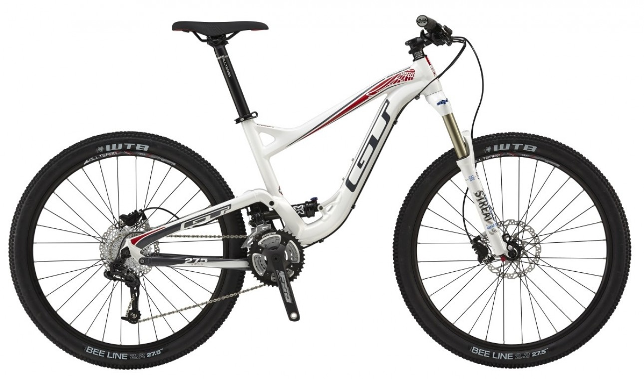 Gt Sensor Comp 2015 Full Suspension Mountain Bike