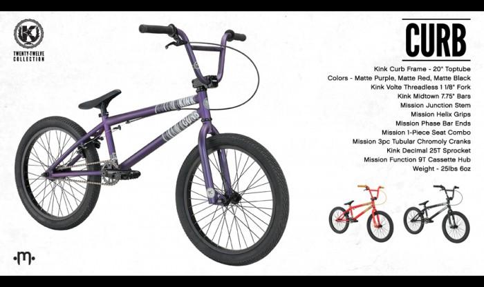 Bmx Bikes Kink Curb ~ Verip for .