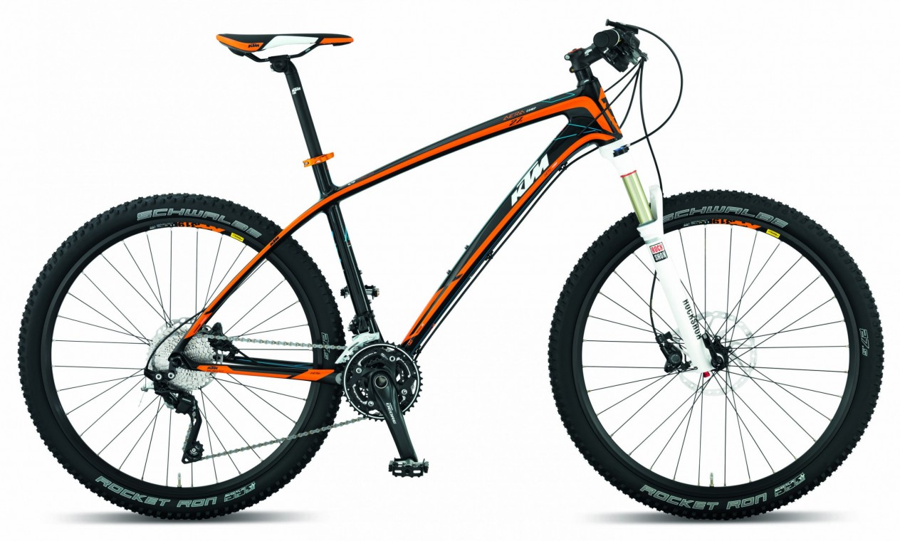 ktm aera 27 comp 2014 650b 27 5 mountain bikes from 380. Black Bedroom Furniture Sets. Home Design Ideas