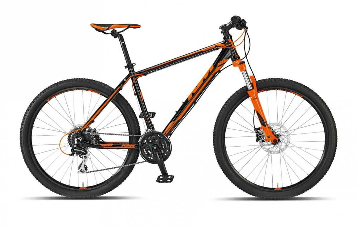 ktm chicago 27 h disc 2015 hardtail mountain bike hardtail mountain bikes from 400. Black Bedroom Furniture Sets. Home Design Ideas