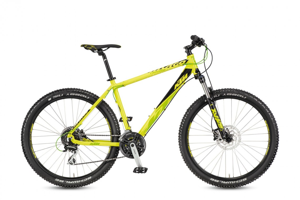 Chicago 27.24 Disc H MTB - Hardtail - 2017