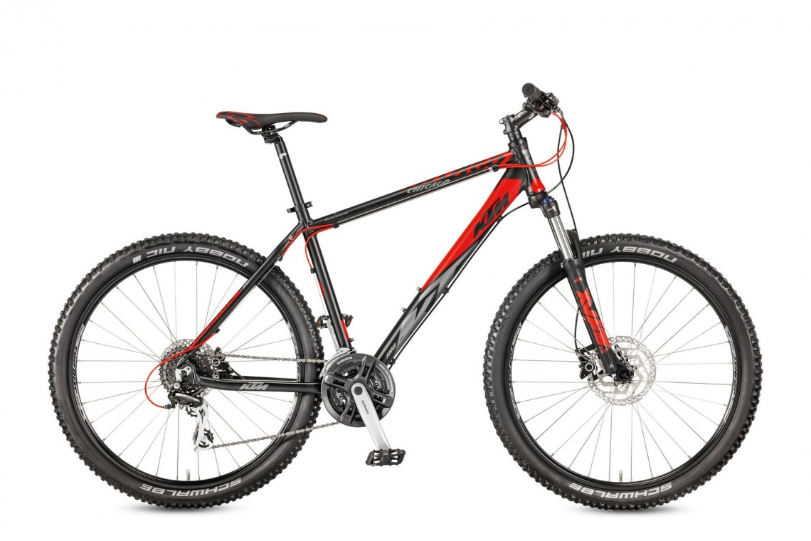 Chicago 27.24 Disc M MTB - Hardtail - 2017