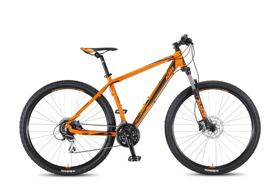 Ktm Chicago   Disc H   Mountain Bike