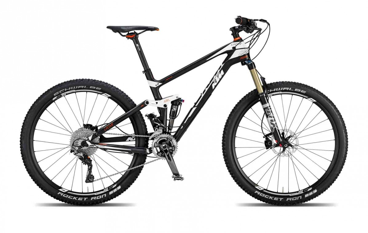 Lycan 27 Prime 22/33 Speed XTR - Full Suspension - 2015