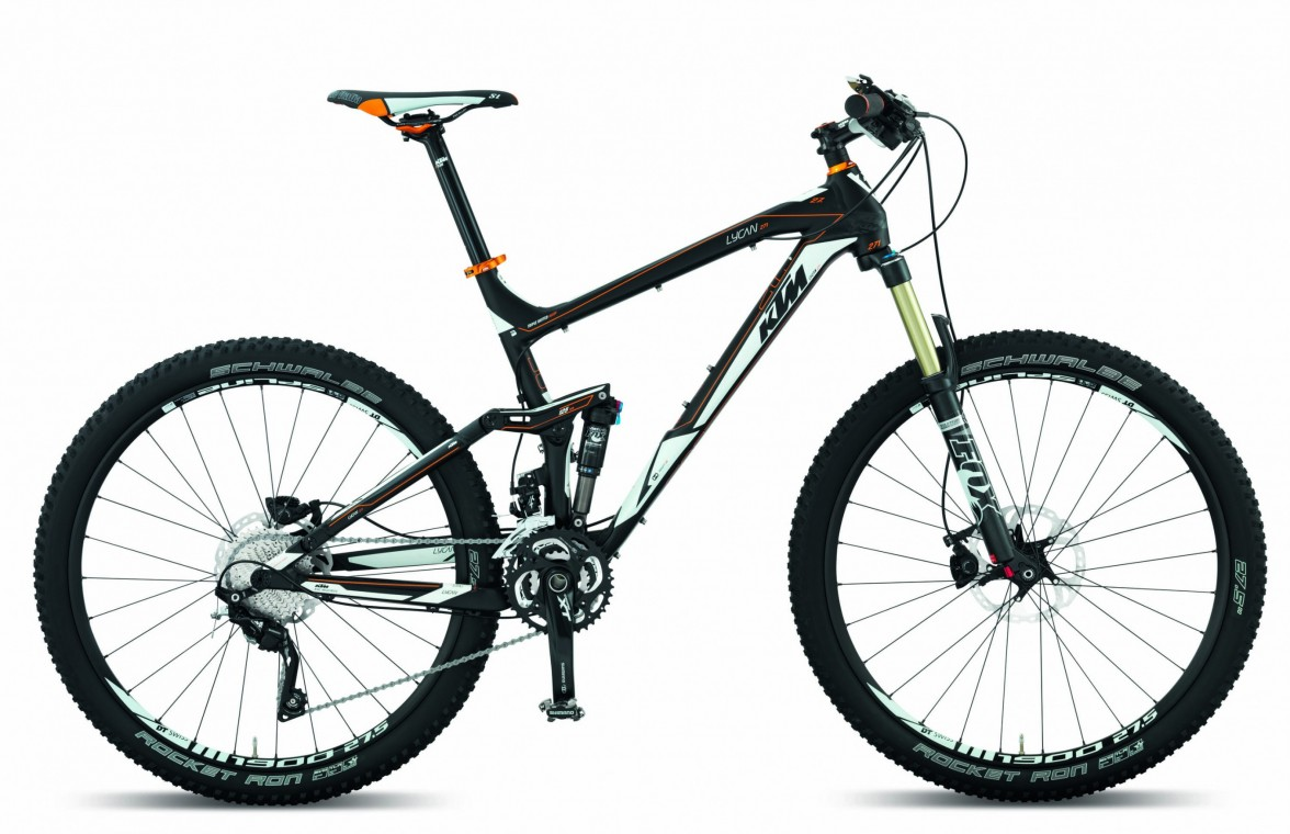 ktm lycan 271 2014 650b 27 5 mountain bikes from 380. Black Bedroom Furniture Sets. Home Design Ideas