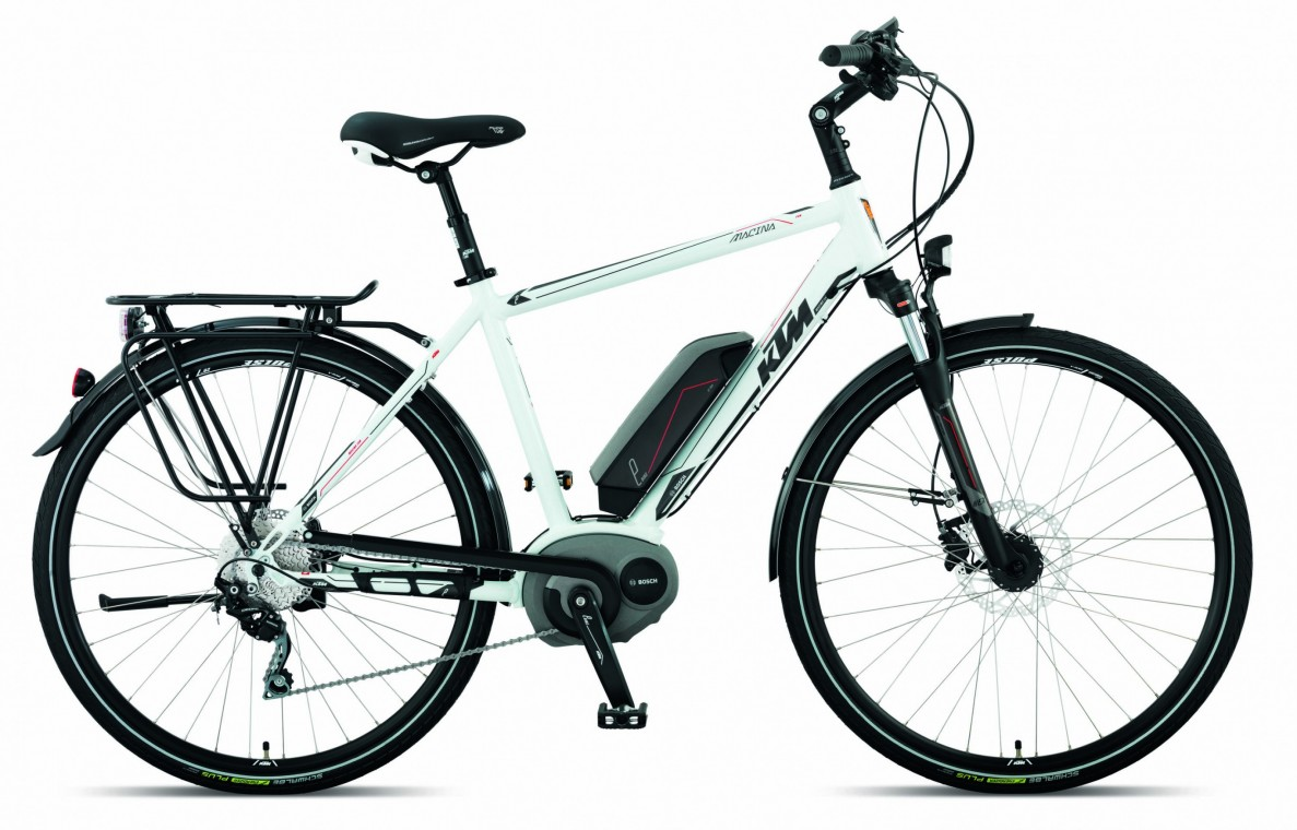 Ktm Macina Fun 2014 Electric Bikes From 163 1 600