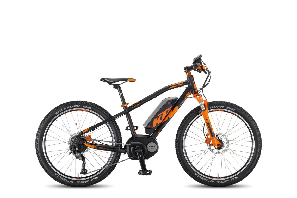 Ktm Macina Mini Me 24 9 A4 2016 Electric Bikes From 163 1 600