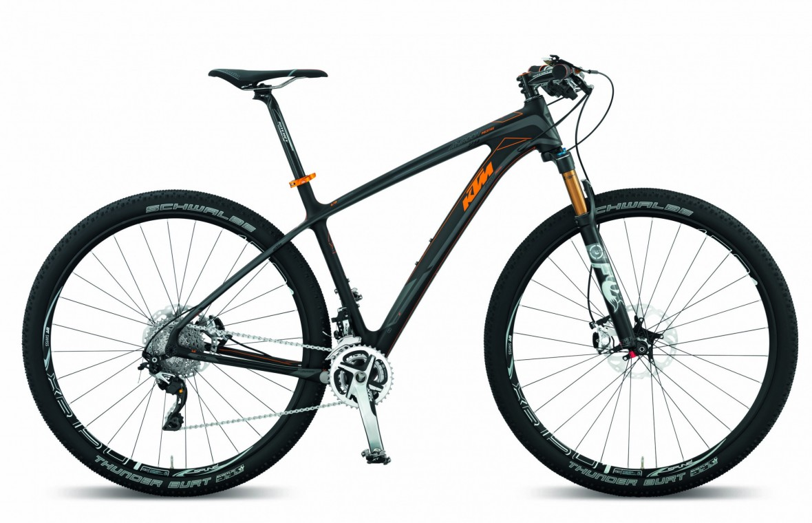 ktm myroon 29 prestige 2013 29er mountain bikes from 380. Black Bedroom Furniture Sets. Home Design Ideas