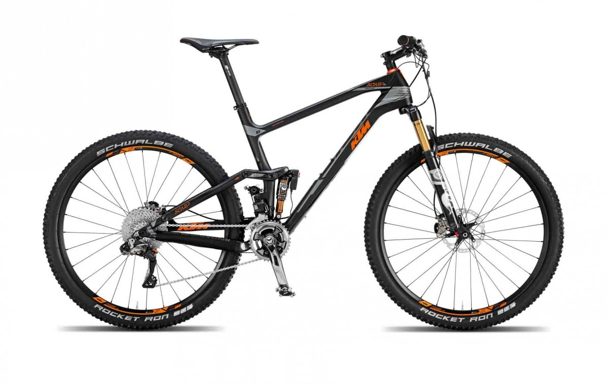 Scarp 27 Prestige 22 Speed XTR Di2 - Full Suspension - 2015