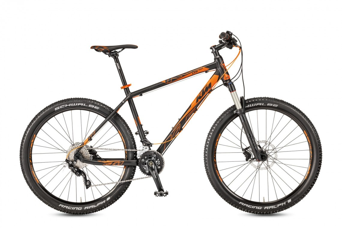 Ultra 1964 27inch 20s MTB - Hardtail - 2017