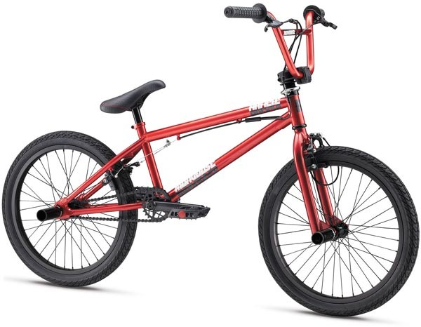 Article Red Bmx Bike 2012-Red - 2012