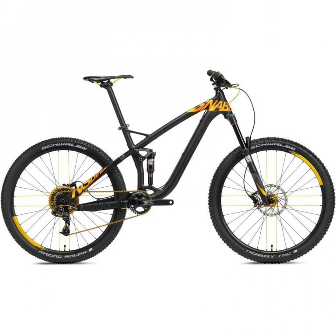 Ns Bikes Snabb T2 27 5 2016 Full Suspension Trail