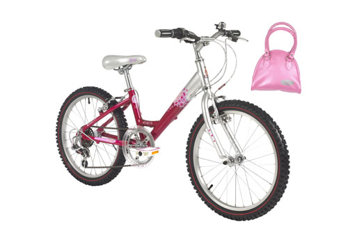 Bikes For Girls 20 Inch Starz inch girls