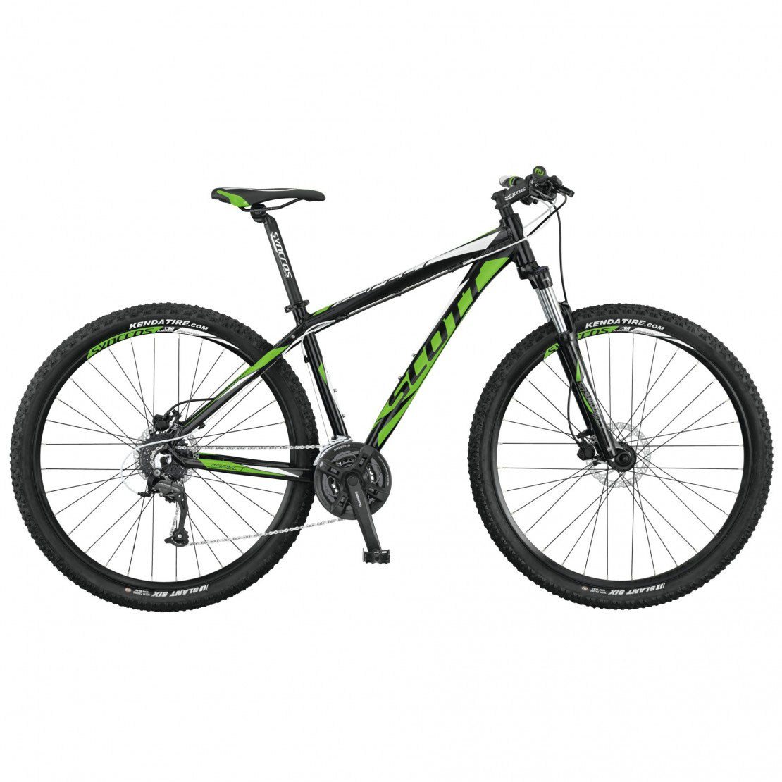 Scott Aspect 950 2015 - 29er Hardtail Mountain Bike | 29er Mountain ...