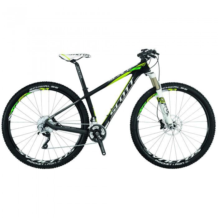 72ac878d43a Scott Scale 930 Mountain Bike 2019 Scott Scale 29er: Scott Contessa Scale  900 RC - 2012