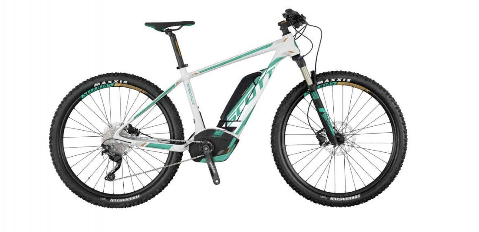 Scott E Contessa Scale 730 Ladies Electric Bike 2017