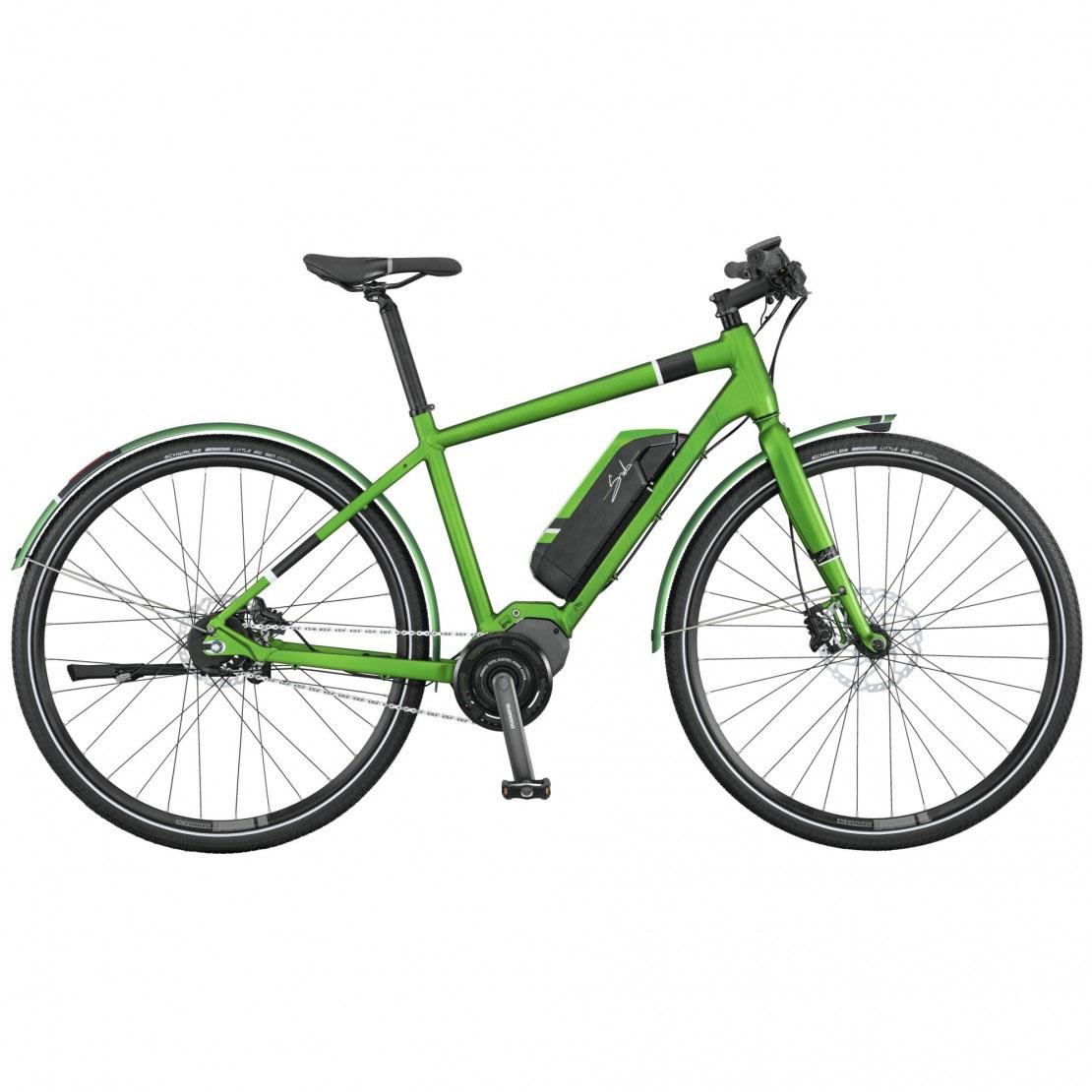 scott e sub speed 2015 hybrid electric bike electric. Black Bedroom Furniture Sets. Home Design Ideas