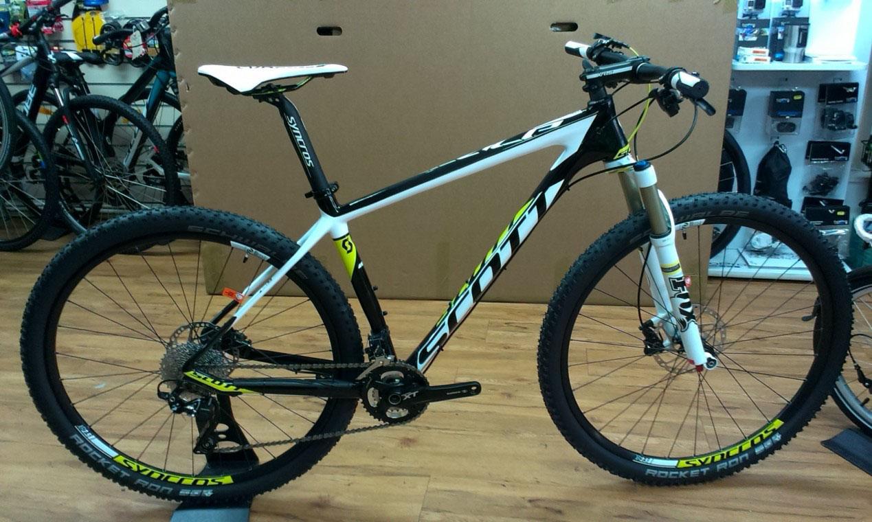 mountain bike size guide uk