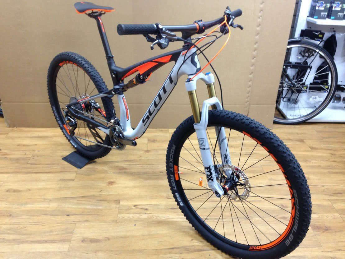 Scott Spark 700 Premium Mountain Bike 2016 - bikesale.com