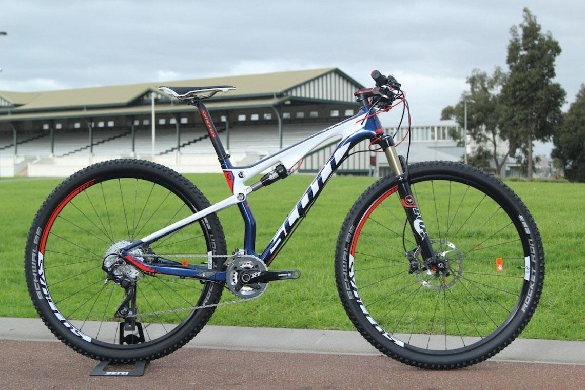 2015 Scott Bikes Spark 910 Spark er Scott