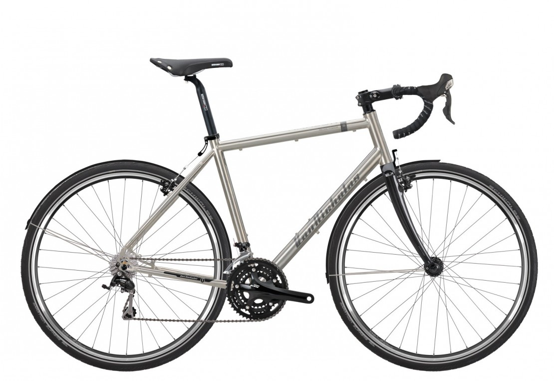 Amazon 2015 - Frame only Titanium Touring Bike