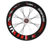 American Classic Carbon 85 Tubular Series 3 Wheel Set