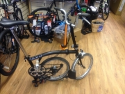 Brompton M3L-M Type Folding Bicycle