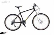 Charge Skinny Duster Hi - Hardtail Race MTB