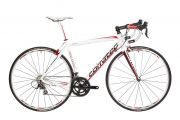 Corratec Dolomiti 105 White-Red 2011