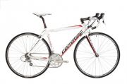 Corratec Dolomiti Tiagra White-Red 2011