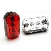 Electron Micro 4 LED Front And Pico 4 Rear Light Set