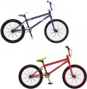 GT Fly-Bmx Bike Red & Purple