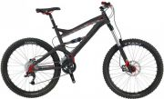 GT Force 1.0 Moutain Bike 2011-Full Suspension