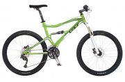 GT Sensor 2.0 Mountain Bike 2011-Full Suspension