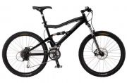GT Sensor 4.0 Disk Mountain Bike 2011-Full Sus