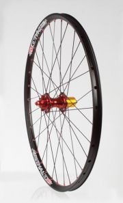 Halo Halo 4XR 26inch Front Wheel