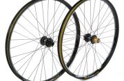 Hope Front Wheel Hope Pro2 Disc Black Thru Axle, Built Onto Mavic EX7