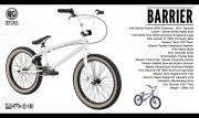 Kink Barrier - BMX Bike